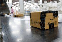 Boxes at an Amazon Inc. in Bengaluru | Ruhani Kaur/Bloomberg