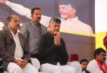 Andhra Pradesh CM N. Chandrababu Naidu in Andhra Bhavan   Suraj Bisht/ThePrint