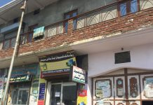 Naaz Manzil, hostel from which the two alleged Jaish militants were arrested | Ananya Bhardwaj/ThePrint