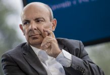 File photo of Eric Trappier, chairman and chief executive officer of Dassault Aviation SA | Marlene Awaad/Bloomberg