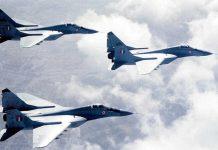 IAF jets