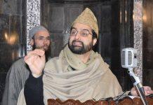Mirwaiz Farooq