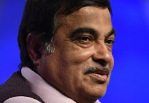 File photo of Union minister Nitin Gadkari   Anindito Mukherjee/Bloomberg