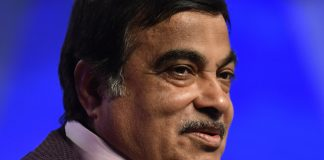 File photo of Union minister Nitin Gadkari | Anindito Mukherjee/Bloomberg