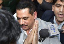Vadra arrives to appear before ED in New Delhi | Arun Sharma/PTI