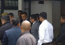 Rajeev Kumar arriving at CBI Shillong office | ThePrint