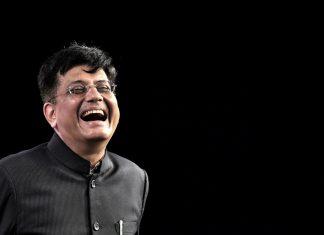 Union minister Piyush Goyal | Anindito Mukherjee/Bloomberg
