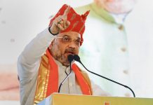 BJP chief Amit Shah   PTI