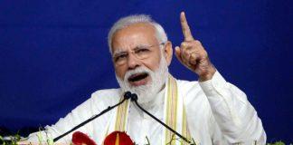 File photo of Prime Minister Narendra Modi in Ahmedabad | PTI