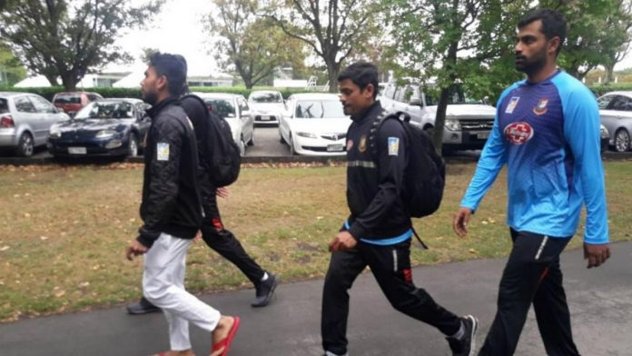 Bangladesh players escaped from Christchurch mass shooting