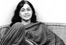 File photo of Kamala Das | @DanHusain/Twitter