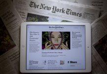 NYT newspaper