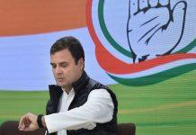 File photo of Congress president Rahul Gandhi | PTI