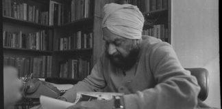 File photo of Khushwant Singh   Praveen Jain/ThePrint