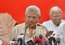 File image of CPI(M) General Secretary Sitaram Yechury | Suraj Singh Bisht | ThePrint