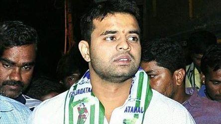 File photo of Prajwal Revanna   Facebook