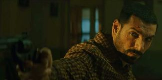 John Abraham in a still from Romeo Akbar Walter trailer | YouTube