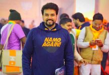 File photo of Anurag Thakur | @ianuragthakur/Twitter