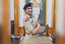 Namrata Jain, the first IAS officer from Naxal-affected Bastar region of Chhattisgarh