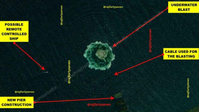 China's massive underwater blasts at Djibouti military base pose huge risk to environment