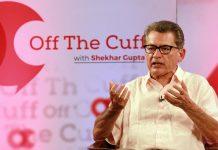 Rajat Gupta at Off The Cuff | ThePrint