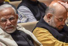 File photo of Prime Minister Narendra Modi and BJP President Amit Shah | Kamal Singh/PTI