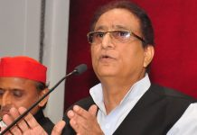 File photo of Samajwadi Party leader Azam Khan | ANI