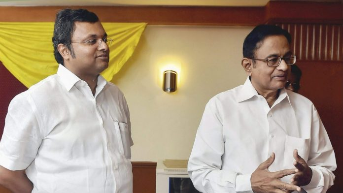 Supreme Court seeks response from P Chidambaram's family on Income Tax dept's plea