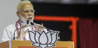 File photo | PM Narendra Modi in Maharashtra | Dhiraj Singh | Bloomberg