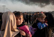 Representational image of refugees