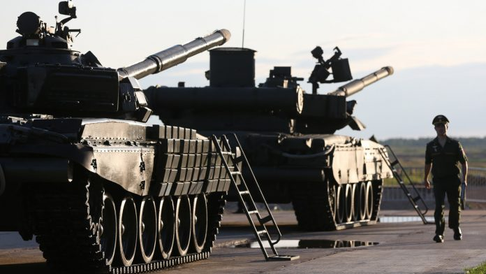 Russian defence equipment