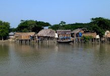 A village in Sundarbans | Representational image | Commons