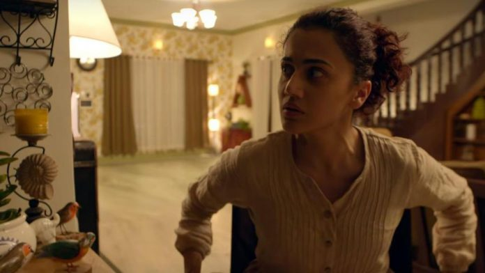 Game Over: This Taapsee Pannu-starrer brings our real fears to the forefront