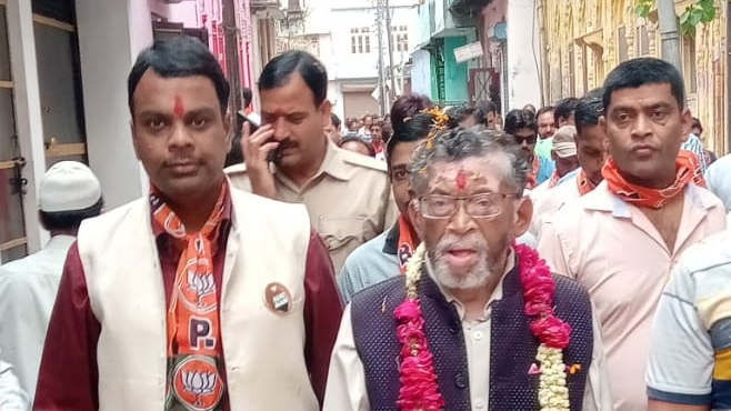 Santosh Kumar Gangwar knows how to tackle controversies: from jobs data to demonetisation