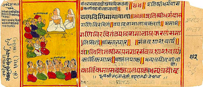 Not just Sanskrit, Gujarati owes a lot to Arabic and Persian languages too