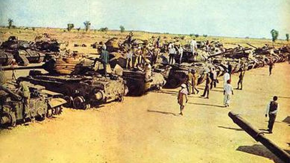How Indian Army won the famous tank battle of Asal Uttar in 1965 against Pakistan