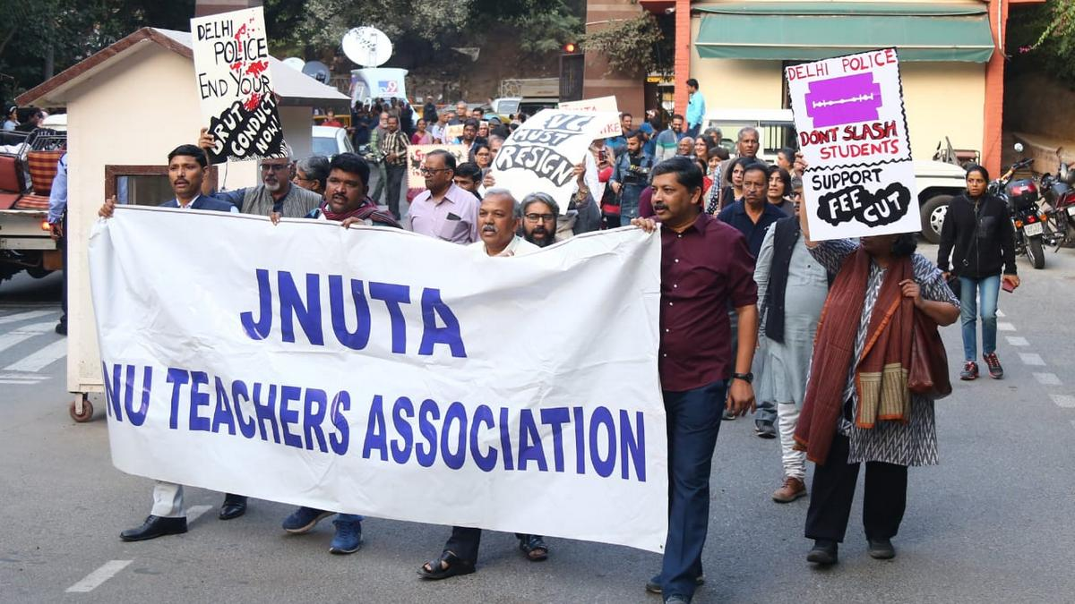 Modi govt is targeting JNU because it never produced right-wing leaders, says Shiv Sena